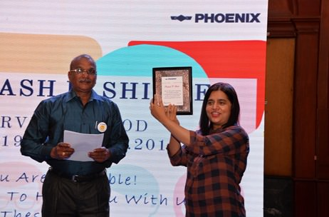 White Salt Entertainments manages HR Awards & Recognition afternoon for Phoenix Conveyor Belts India