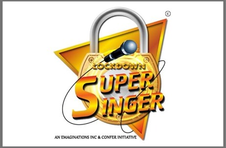 Emaginations Inc & Confer Launches India's 1st Online Singing Contest 'Lockdown Super Singer'