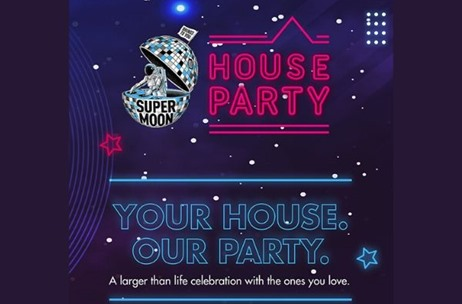 Zee Live Announces Supermoon House Party