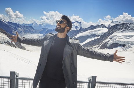 Ranveer's Swiss Affair: The Actor Takes on The Mantle of Brand Ambassador for Switzerland