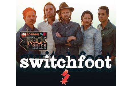 Micromax Vh1 Rock Rules to bring Switchfoot to India