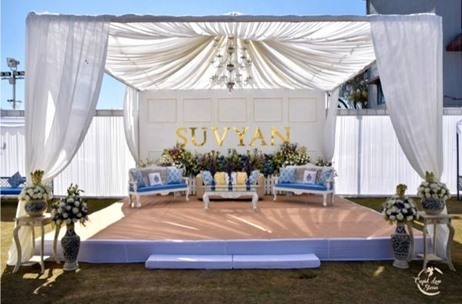 The Wedding Connections Designs & Plans the Most Lavish Homecoming Celebrations in Sikar, Rajasthan