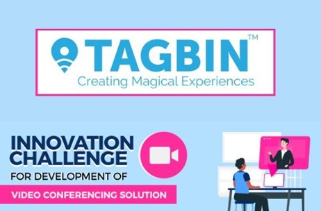Tagbin Joins an Initiative for India's Own Video Conferencing Solution that can Help Event Industry