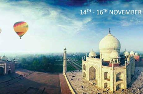 Agra to host TAJ Balloon Festival 2015