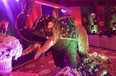 Maadhyam Events Creates Sabyasachi-Inspired Wedding with Turkish Accents at Taj Palace, Delhi