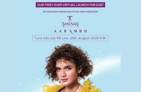 Tanishq Aarambh Virtual East Launch Streams Live to 23,000+ Attendees