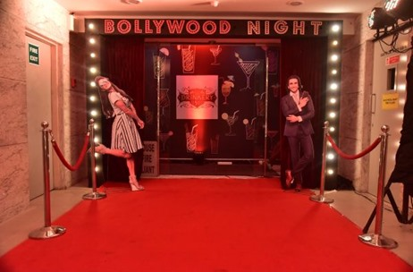 TATA Communications Sales Party by A More Entertainment Brings Bollywood Night to Life