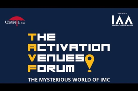 Integrated Marketing Communication Forum by Umbrella Aegis at 'The Activation Venues Forum 2018'