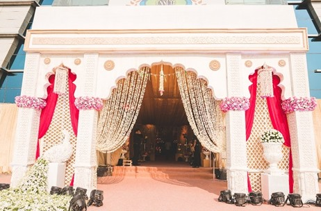 Tamarind Global Plans Overall Management for this Stunning Mehendi and Wedding Reception in Mumbai