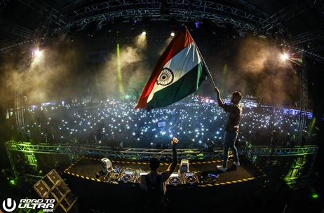 Over 10K in Mumbai and 15K Ecstatic Fans in Delhi Welcome 'Road to Ultra' in India