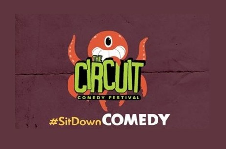Digital Edition of OMLs Comedy Fest 'The Circuit' #SitDownComedy Underway