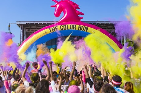 OMCPL Set to Bring the The Color Run to 10 Cities in India