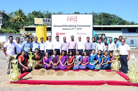 Cinnamon Red in Partnership with Indra Traders Announces a New LEED Certified Property in Kandy
