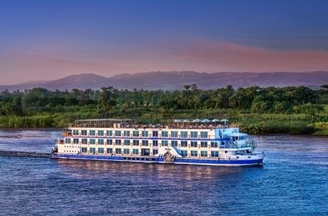 Luxury Incentives in Egypt? Oberoi Group Announces Luxury Nile Cruiser, The Oberoi Philae