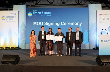 Think Events Delivers the 2nd Edition of SMART ASIA in India
