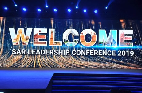 Think XQ Conceptualized a Technological Extravaganza for Nestle SAR Leadership Conference 2019