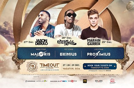 TimeOut72 Set to Offer Its Audiences a Completely Cashless Experience