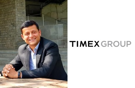 Timex appoints Manoj Joshi as the Head Sales for India and SAARC countries