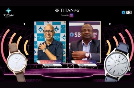 Just Tap Your Watch to Buy: Titan Company Partners with SBI to Introduce Contactless Payment Watches