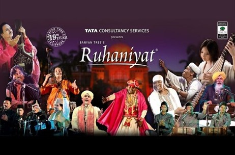 Tata Consultancy Services Presents Ruhaniyat - Flagship Festival of Banyan Tree Events