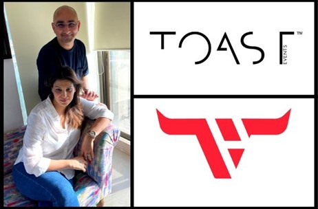 Harshad Chavan, Toast Events Join Hands with Poonam Damania in her Venture - Versis Entertainment