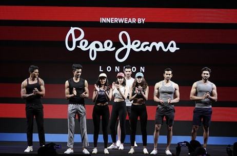 Toast Events Launches Premium Line Of Innerwear For Pepe Jeans