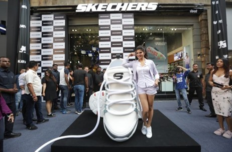 Skechers Launched its 200th Store in India with Toast Events at Fort