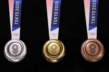 Tokyo 2020 Olympic : Medals to Be Made from Recycled Waste