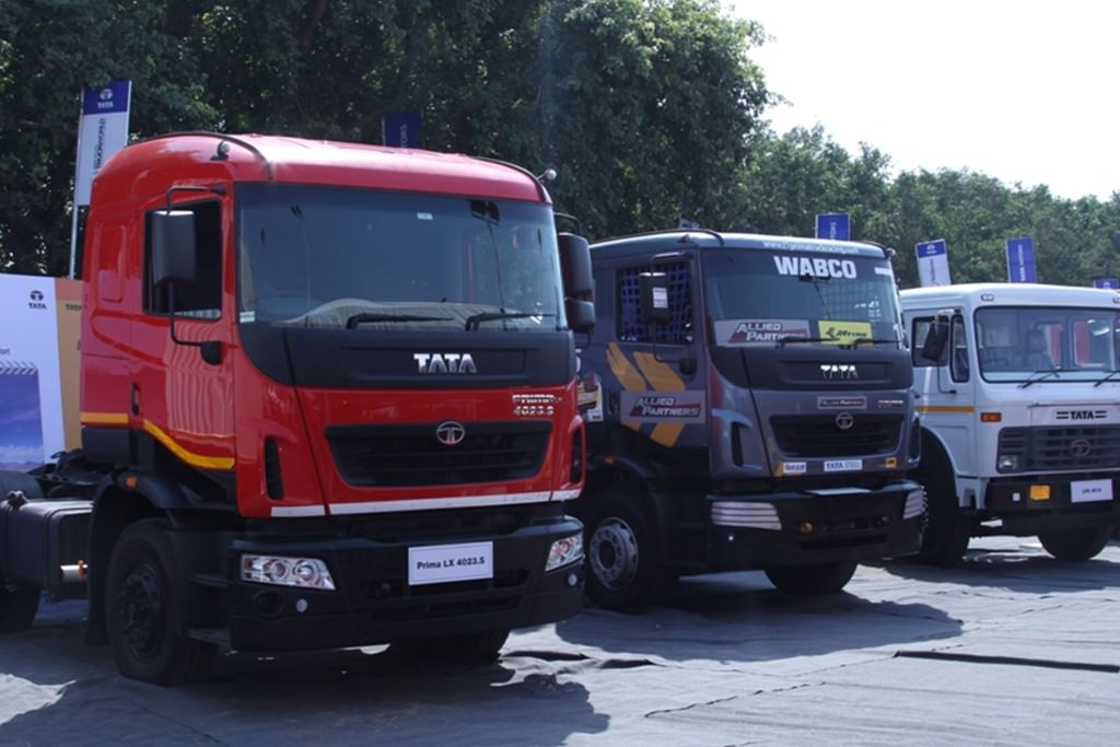 Tata Motors launches the Truck World Advanced Trucking Expo - India News & Updates on EVENTFAQS