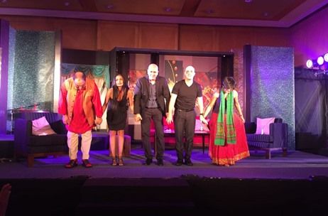 AGP World's 'The Scent of a Man' Receives Concordant Admiration Following Debut in Gurgaon