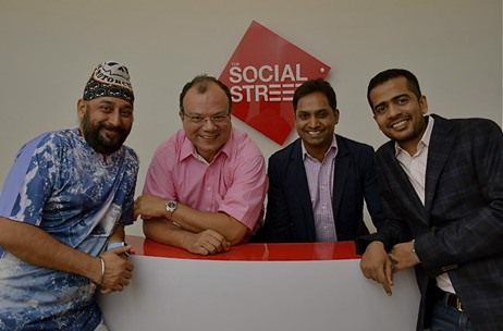 Pratap Bose, Mandeep Malhotra and others launch The Social Street