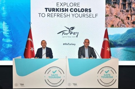 The Ministry of Culture & Tourism, Republic of Turkey Opens for International Tourists Post Pandemic