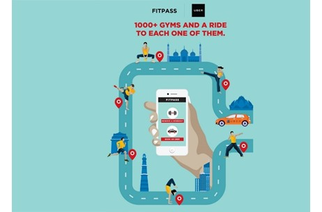 Fitpass & Uber Join Hands to Make Fitness More Accessible