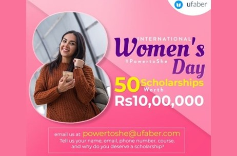 Ed-tech Company uFaber Announces #PowertoShe to Help Deserving Women from India Get Back to Work