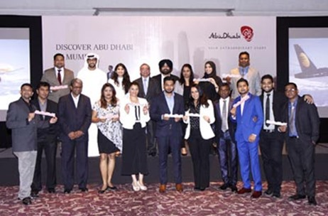 Abu Dhabi Tourism & Culture Authority Successfully Concludes Road Shows in India
