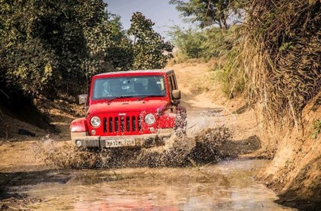 Percept ICE Produces first-ever 'Camp Jeep Off Road Drive Experience' in India