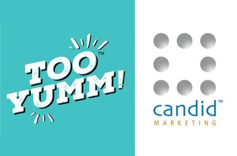 Candid Marketing Wins the Activation Mandate for Too Yumm Guilt-Free Snacks