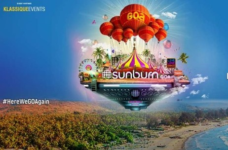 Sunburn Festival 2019 is Returning to Goa in December