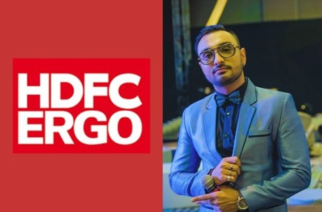 Raja Mukherjee Hosts and Creates a Theme Song For HDFC ERGO