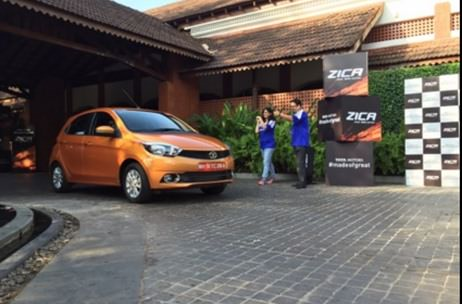 #Fantastico Moments by Wizcraft at Tata Zica Media Drive in Goa