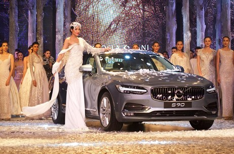 Volvo Collaborates with Designers Abu Jani and Sandeep Khosla for S90 Launch by 70 EMG