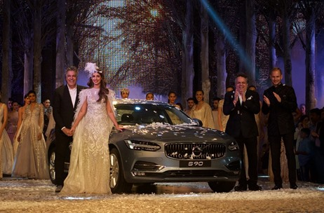 Watch: The Volvo S90 Launch by 70 EMG