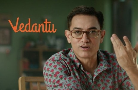Dad Gets Jealous of Bond Between Child and Vedantu in New Ad Film on Online Learning With Aamir Khan