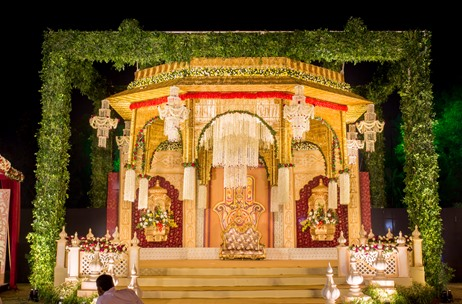EventzInspired Plans & Executes a Big Fat Indian Wedding at Multi-Venus in Kolkata