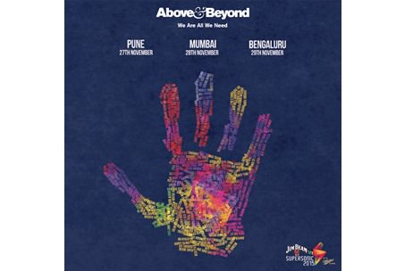 Vh1 Supersonic Arcade will feature 'Above and Beyond'