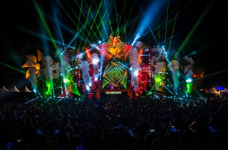#VH1Supersonic: The Four-Day Dance Music Extravaganza Concludes on a High Note
