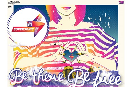 Vh1 Supersonic Announces its 5th Edition; Promises a Bigger Extravaganza in Pune