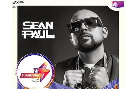 Jamaican Rapper Sean Paul Joins the Super Line-up at Vh1 Supersonic 2018