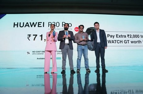 Huawei P30 Pro India Launch Conceptualized by Vibgyor