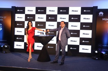 Vibgyor Curates Huawei Watch GT India Launch